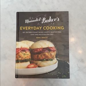 BOOK:  minimalist bakers everyday cooking